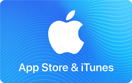 iTunesカードカードタイプ