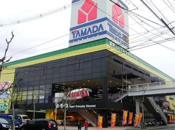 ヤマダ電機の店舗